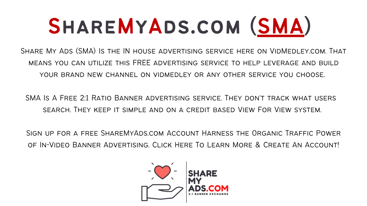 Share My Ads Banner Advertising Network Promote Your Business For Free